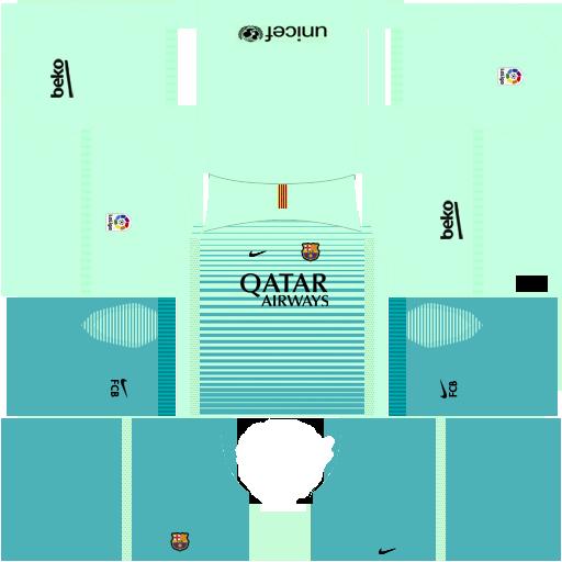 new arrival 47b0c fd1c5 FC Barcelona 2019-2020 Kit - Dream League Soccer