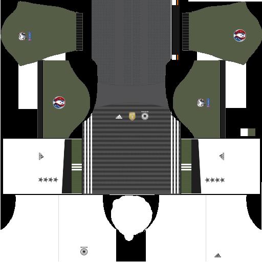 2c9a23d84 Germany 2018 World Cup Kits   Logo URL Dream League Soccer - DLSCenter