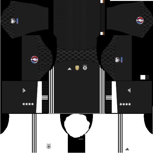 Germany 2018 World Cup Kits & Logo URL Dream League Soccer