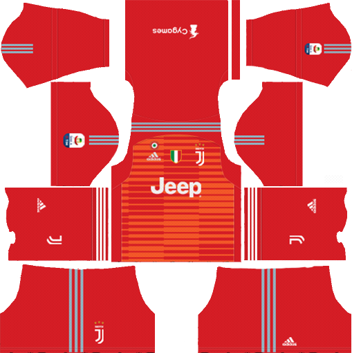 Juventus GK Away Kit Dream League Soccer