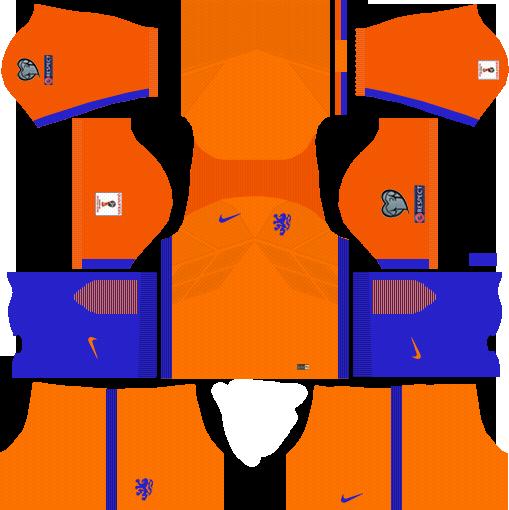 timeless design 686d5 ba67e Netherlands Kits & Logo URL 2017 Dream League Soccer - DLSCenter