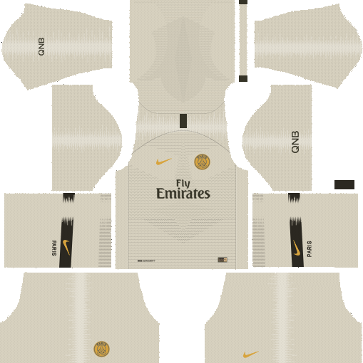PSG Away Kit Dream League Soccer