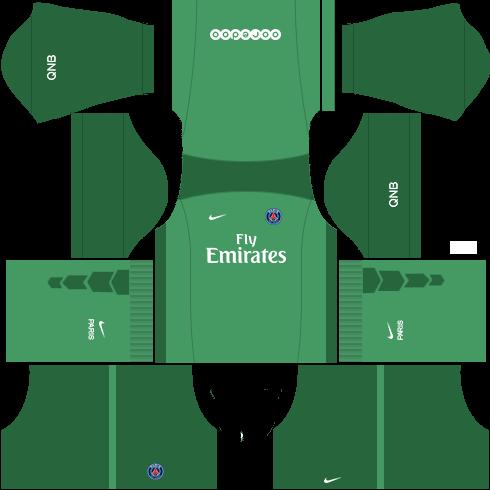 597be61423d PSG 2018-2019 Kit   Logo - Dream League Soccer