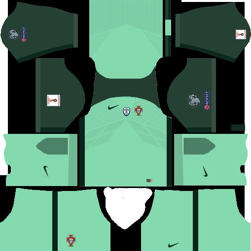 Portugal 2018 World Cup Kits & Logo URL Dream League Soccer