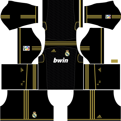Real Madrid Away Kit 2011-2012