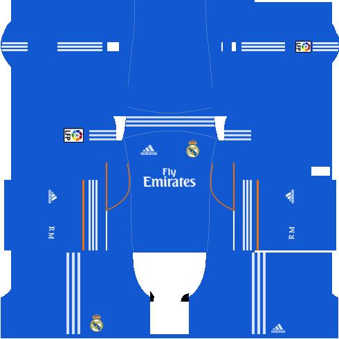 Real Madrid Away Kit 2013-2014