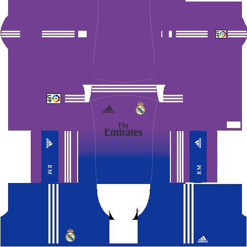 Real Madrid Goalkeeper Home Kit 2013-2014