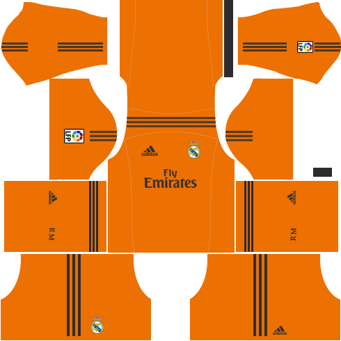 Real Madrid Third Kit 2013-2014