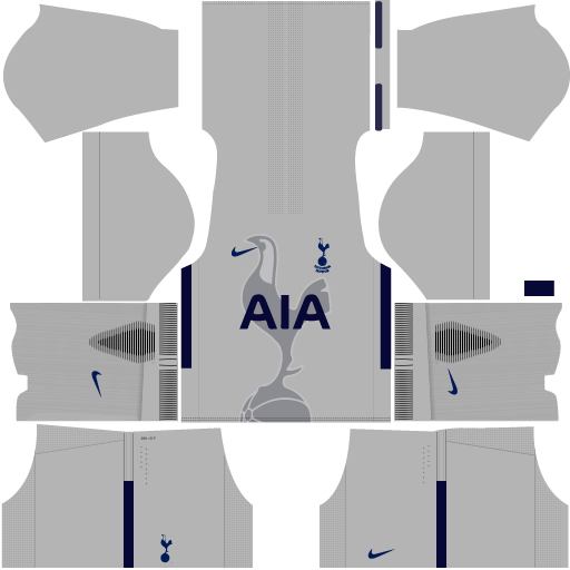 Tottenham Hotspur 2019 2020 Kit Logo Dream League Soccer Dlscenter