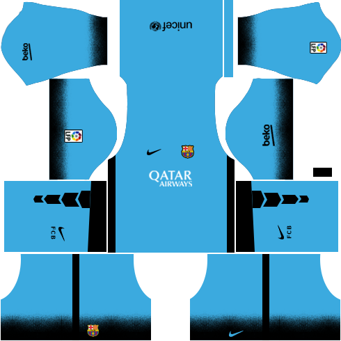 Barcelona Third Kit 2015-2016