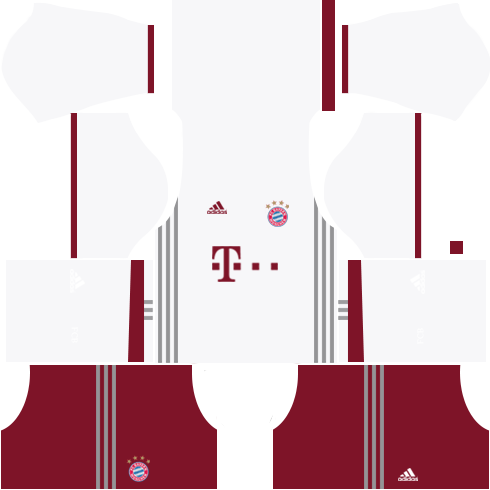 Bayern Munich 2019-2020 Kits - Dream League Soccer