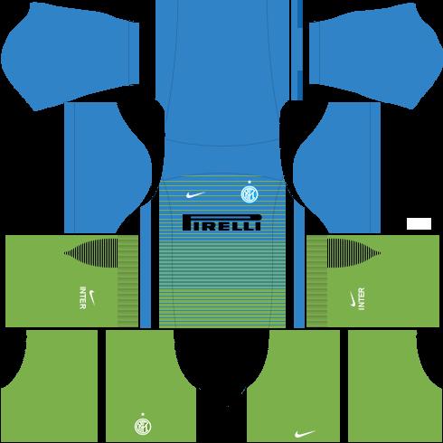 Inter Milan 2019 2020 Kit Logo Dream League Soccer