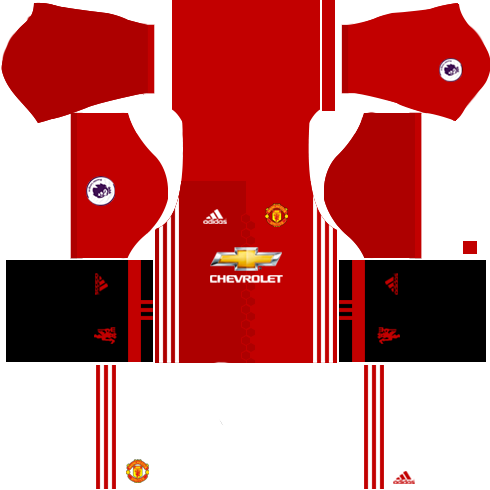 Manchester United Kits & Logo 2019-2020 Dream League Soccer