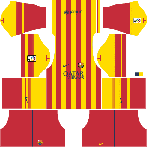 Barcelona Away Kit 2013-2014