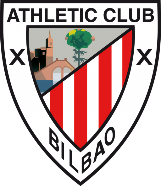 Athletic Bilbao Logo DLS