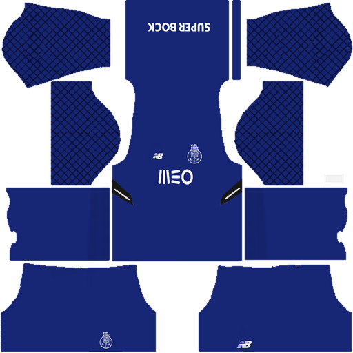 37b1daf337f FC Porto Kits   Logo URL Dream League Soccer 2017 - 2018