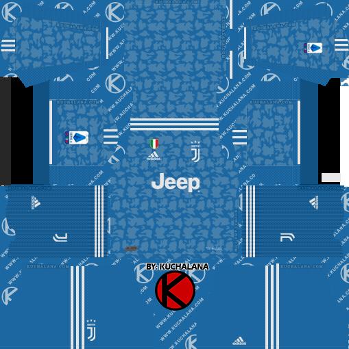 Juventus 2019 2020 Kits Logo Dream League Soccer
