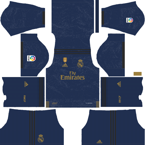 Real Madrid Away Kit 2019-2020