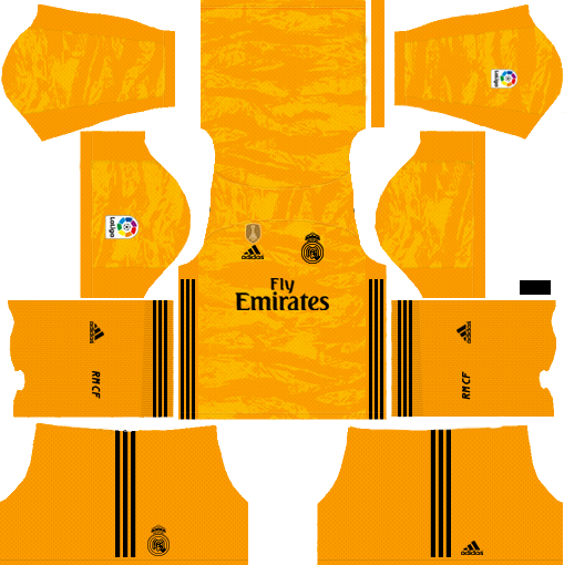 Real Madrid C F 2019 2020 Kit Dream League Soccer