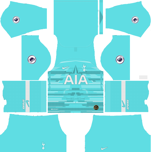Tottenham Hotspur 2019 2020 Kit Logo Dream League Soccer Dlscenter