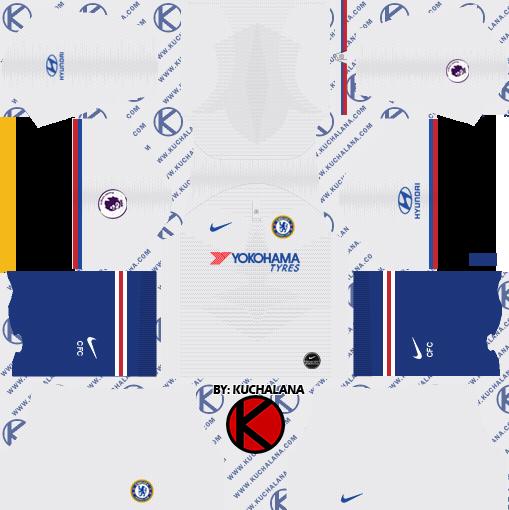 Chelsea Kits 17 18 Fts - ▷ ▷ PowerMall